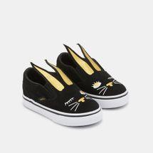 Vans Kids' Slip-on Bunny Shoe (Toddler), 1136864