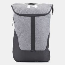 Under Armour Expandable Sackpack Bag - Grey, 1287079