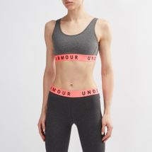 Under Armour Favorite Cotton Everyday Heathered Sports Bra