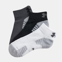 Under Armour Tech Lo Cut Socks (3-Pack)