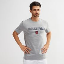 Under Armour Basketball Wordmark T-Shirt