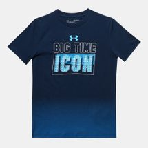 Under Armour Kids' Big Time Icon T-Shirt