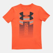 Under Armour Kids' Vertical Logo T-Shirt
