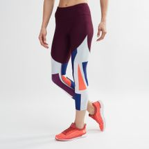 Under Armour Vanish Printed Crop Leggings