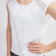 Under Armour Sport Cap Sleeve Training T-Shirt, 1032327