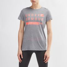 Under Armour Threadborne Graphic Twist T-Shirt