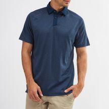 Under Armour Threadborne Polo Golf T-Shirt
