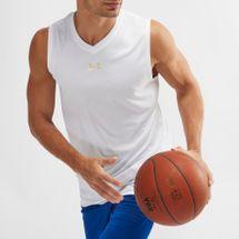تيشيرت كرة السلة سيليكت بلا أكمام من اندر ارمر