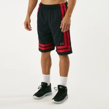 "Under Armour Men's Baseline 10"" Basketball Shorts"