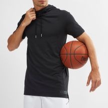 Under Armour SC30 Hooded Basketball T-Shirt