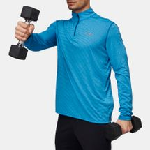 Under Armour Threadborne Siro 1/4 Zip Long Sleeve T-Shirt