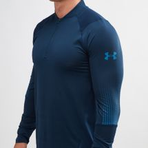 Under Armour MK-1 1/4 Zip Graphic Long-Sleeve T-Shirt, 1167694