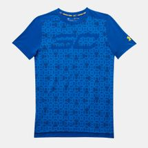Under Armour Kids' SC30 Logo Basketball T-Shirt