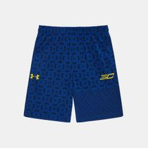 Under Armour Kids' SC30 Novelty Shorts