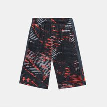 Under Armour Kids' Stunt Printed Shorts