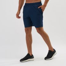 Under Armour Cage Shorts Blue