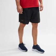 Under Armour Qualifier Novelty Shorts