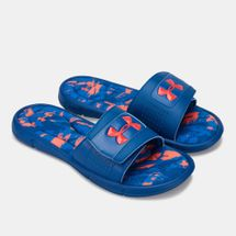 Under Armour Men's Ignite V Breaker Slides
