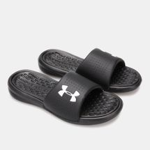 Under Armour Men's Playmaker Fixed Strap Slides