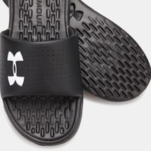 Under Armour Men's Playmaker Fixed Strap Slides, 1500755