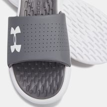 Under Armour Men's Playmaker Fixed Strap Slides, 1510456