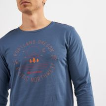 Columbia Mill Creek Long Sleeve T-Shirt, 1429988