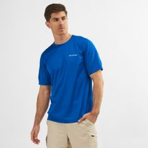 Columbia Tech Trek Short Sleeve T-Shirt