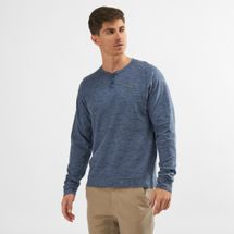 Columbia Cullman Crest™ Henley Long Sleeve T-Shirt