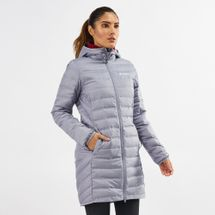 Columbia Lake 22 Long Hooded Jacket