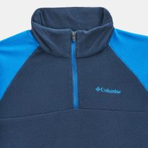 Columbia Kids' Glacial Fleece Half Zip Jacket, 1429855