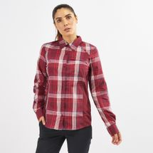 Columbia Silver Ridge Plaid Long Sleeve Shirt