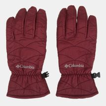 Columbia Mighty Lite Gloves Red