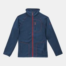 Columbia Kids' Fast Trek II Full Zip Jacket Blue