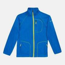 Columbia Kids' Fast Trek™ II Full Zip Jacket Blue