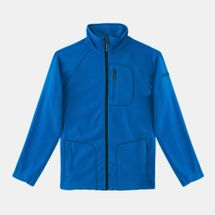 Columbia Kids' Fast Trek II Full Zip Fleece Jacket (Older Kids) Blue