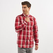 Columbia Out and Back II Long Sleeve Shirt Red