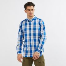 Columbia Out and Back II Long Sleeve Shirt Blue