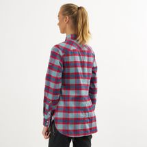 Columbia Women's Silver Ridge Flannel Long Sleeve Tunic, 1466838