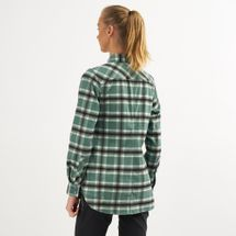Columbia Women's Silver Ridge Flannel Long Sleeve Tunic, 1466842