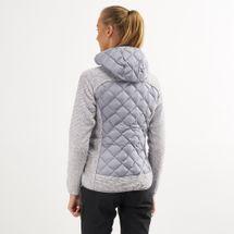 Columbia Women's Techy Hybrid™ Fleece Jacket, 1466754