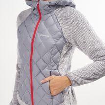Columbia Women's Techy Hybrid™ Fleece Jacket, 1466756