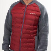 Columbia Men's Northern Comfort Full Zip Jacket, 1473055