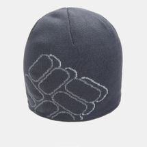 Columbia Urbanization Mix Reversible Beanie Hat - Blue, 1423689