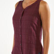 Columbia Women's Summer Ease Sleeveless Shirt, 1570796