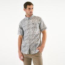 قميص قصير الأكمام برينتين تريل من كولومبيا للرجال
