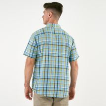 Columbia Men's Under Exposure™ Yarn Dye Short Sleeved Shirt, 1566633