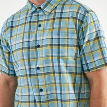 Columbia Men's Under Exposure™ Yarn Dye Short Sleeved Shirt, 1566635