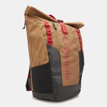 Columbia Convey™ 25L Rolltop Daypack - Red, 1881117