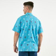 Columbia Men's PFG Harborside™ Linen Camp Short Sleeved Shirt, 1566613