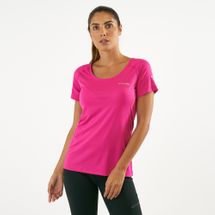 Columbia Women's Titan Trail™ Lite T-Shirt Pink